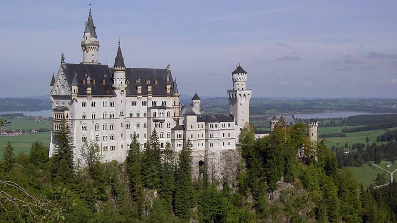 8 Points You Did Not Learn About Neuschwanstein Castle
