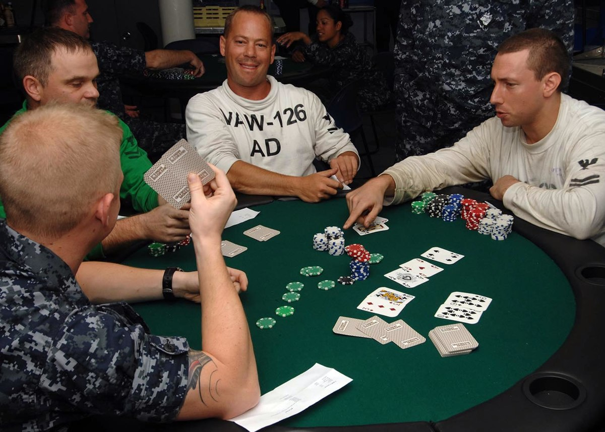 Why Most People Won't ever Be Nice at Casino